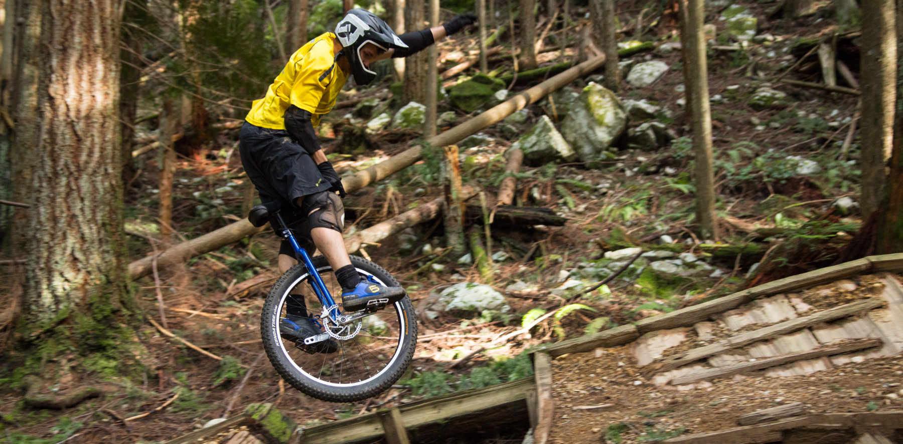 Kris Holm Unicycles